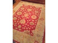 Large Tapestry Rug - Used
