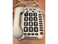 Telephone ☎️ for deaf/hard of hearing