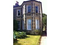 GORGEOUS Two-Bed Garden Flat, Redland, Unfurnished