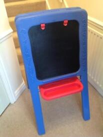 Early Learning Centre Art Easel - Blue