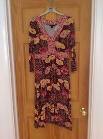Boden Jersey dress size 12