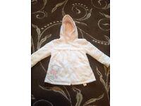 Disney baby girl coat