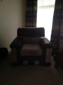 Chunky armchair , Brand new !!!!