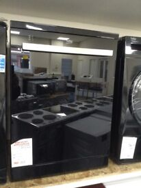 Beko black dishwasher. RRP £369 PRICE £259 new/graded 12 month Gtee