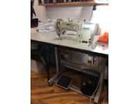 Automatic industrial sewing machine (brother)for sale