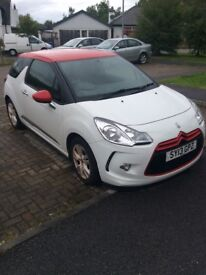 Reluctant sale of my limited edition DS3