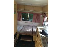 Marauder abi 4 berth touring caravan & accessories