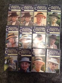 Miss Marple Vhs Videos starring Joan Hickson