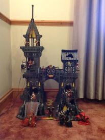 ELC Tower of Doom great Xmas present mythical creatures and knights figures