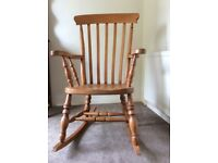 Rocking chair, adult