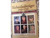 World war 2 German books. High quality