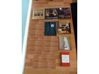 7 Interior Design Books Big Bandle Great Condition