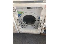 Beko integrated washing machine in package 12 mths gtee