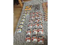 Joblot Energizer/Duracell Batteries 148 packs