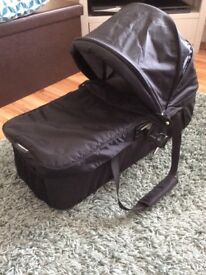 Baby Jogger City Mini Compact Carrycot WITH ADAPTORS
