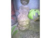 garden statue ornament