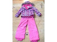 Lovely mini boden ski outfit age 7-8