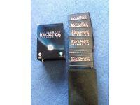Battlestar Galactica complete box set series 1-4 20 DVD pack