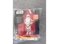 Star Wars Stormtrooper fancy dress 5-6 years