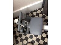 Rowing machine-York Fitness. Good condition-not used much. Multi function Digital display