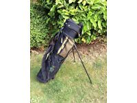 Golf Clubs Carry Bag by PGA. Lightweight. Good condition.