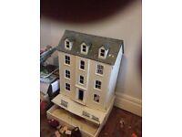 Vintage Dolls House