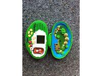 Neopets Handheld Interactive Electronic Pocket Pet Kougra tiger game toy