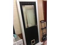 Like new, composite door, could deliver
