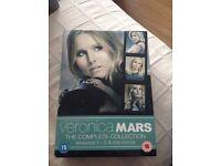 Veronica Mars 1-3 & the movie