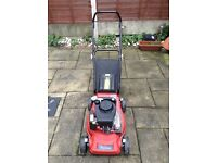 Sovereign petrol lawnmower, 149.33cc hand push