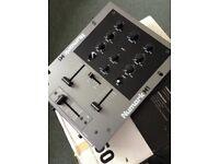 Numark M1 2 Channel Scratch Mixer