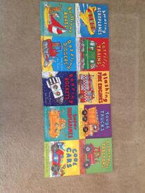 Various Kids Books bundle