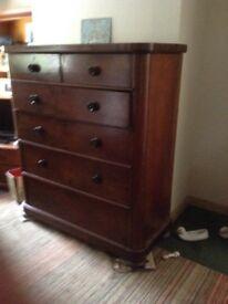 Large old furniture