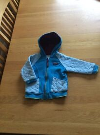Boys Ted Baker hoodie 12 months - 18 months