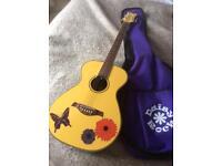 Daisy Rock junior acoustic guitar