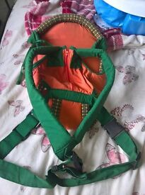 baby carrier by tomy