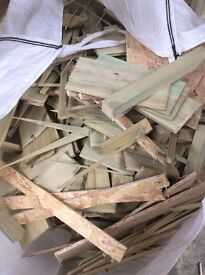 OSB and Pressure treated timber offcuts