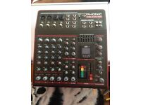 Celeus 400 recording studio mixer