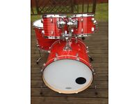Yamaha stage custom drum kit !