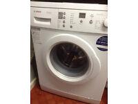 Bosch avantixx 6 varioperfect washing machine