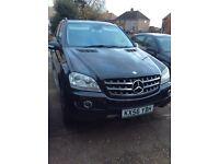 Mercedes Ml 320 diesel