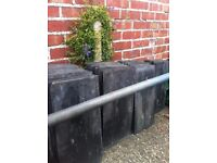 Reclaimed Roof Slates (20inch X 10 inch)
