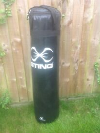 Punch bag for sale