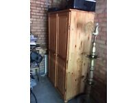 Pine cupboard for sale