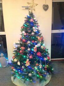Christmas tree 6'