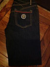 Authentic unisex gucci jeans 34