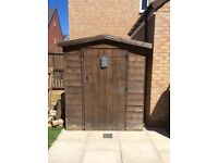 Large garden shed for sale excellent condition