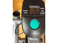 Confidence Fitness Exercise Bike Elliptical Cross Trainer - As New