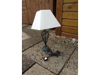 Attractive Occasional Lamp with Shade