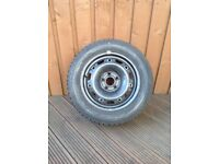 185/60/14 tyres and wheels